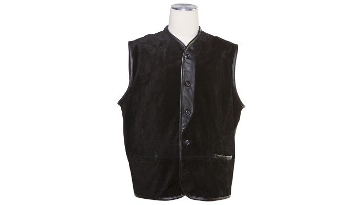 Men recycled vest